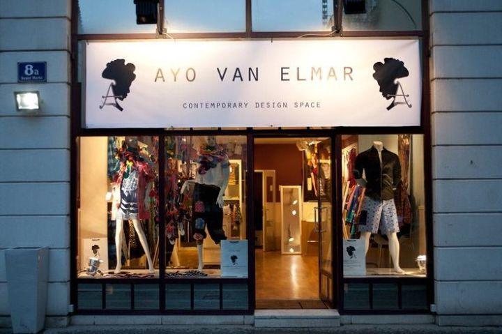 Ayo Van Elmar store.