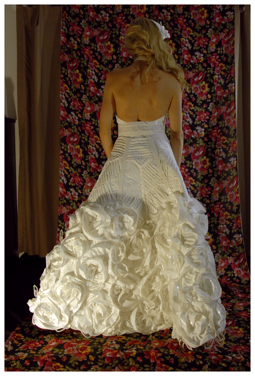 Wedding Dresses Made Out Of Toilet Paper Obsessed