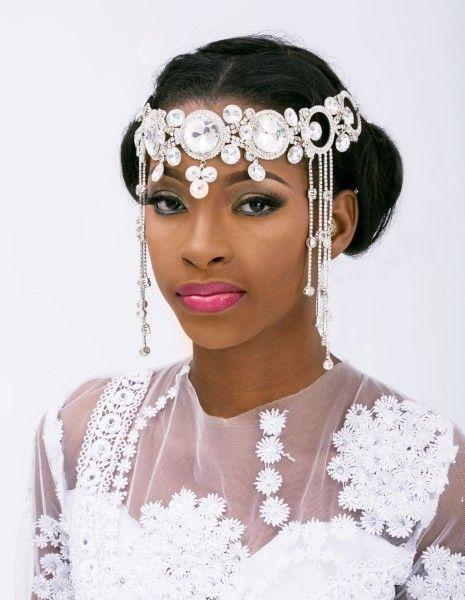 Bridal Hair Accessories Collection & Tiara