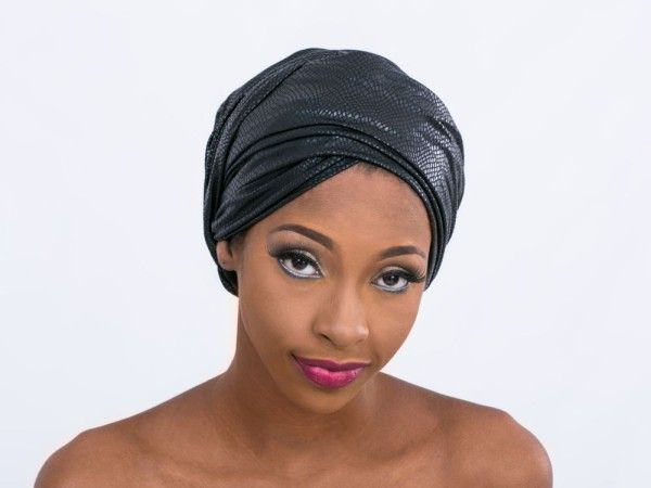 Turban And Head Wrap