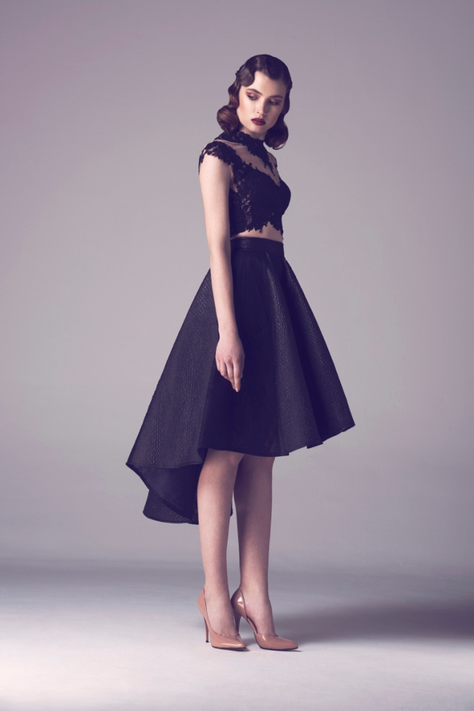 Little Black Dress Spring Summer 2015 CollectionObsessed29
